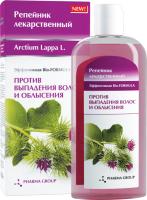 Шампунь для волос Body Love Против выпадения волос с экстрактом репейника и календулы (200мл) -