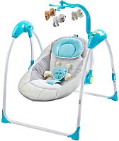Качели для новорожденных Caretero Loop (голубой) -