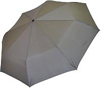 Зонт складной Ame Yoke ОК58-НВ (серый) -