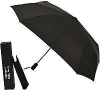 Зонт складной Ame Yoke ОК60-В (черный) -