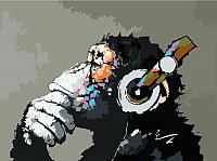 Картина по номерам Picasso Меломан (PC4050391) -