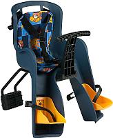 Детское велокресло No Brand GH-908E / Х81870 (синий/разноцветный) -