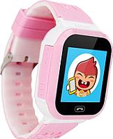 Умные часы детские Wise WG-SW24 (розовый) -