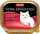 Корм для кошек Animonda Vom Feinsten castrated с индейкой и томатами (100г) -