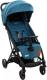 Детская прогулочная коляска Coto baby Riva (30/бирюзовый лен) -