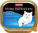 Корм для кошек Animonda Vom Feinsten Adult с лососем и креветками (100г) -