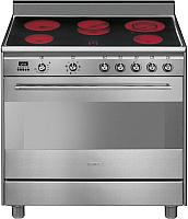 Кухонная плита Smeg SCD91CMX9 -