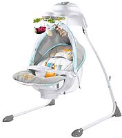 Качели для новорожденных Caretero Bugies (серый) -