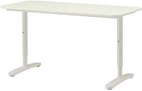 Письменный стол Ikea Бекант 092.785.26 -