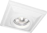 Точечный светильник Arte Lamp Cratere A5304PL-1WH -