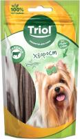 Лакомство для собак Triol Хворост из говядины для мини-собак / 10171029 (50г) -