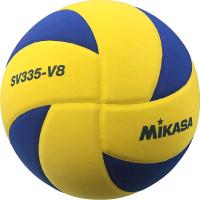 Мяч волейбольный Mikasa SV335-V8 (размер 5, желтый/синий) -