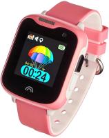 Умные часы Wonlex KT05 (розовый) -