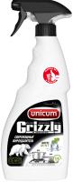 Чистящее средство для кухни Unicum Жироудалитель Гризли Спрей (500мл) -