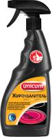 Чистящее средство для кухни Unicum Жироудалитель для стеклокерамики Спрей (500мл) -