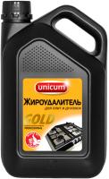 Чистящее средство для кухни Unicum Жироудалитель Gold (3л) -