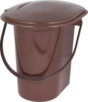 Ведро-туалет Альтернатива М7619 (коричневый) -