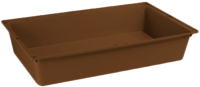 Поддон для клетки Ferplast M 92 PW / 201411 (коричневый) -