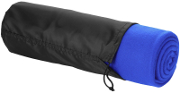 Плед для пикника Bullet в чехле 10016505 (синий) -