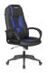 Кресло офисное Бюрократ Viking-8N (искусственная кожа черный/синий) -