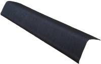 Планка ветровая Onduline H100 F3601Ru (черный) -