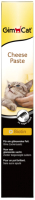 Кормовая добавка для животных GimCat Паста сырная / 401010GC (100г) -