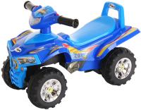 Каталка детская Pituso Квадроцикл / 551 (синий) -