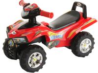 Каталка детская Pituso Квадроцикл / 551 (красный) -