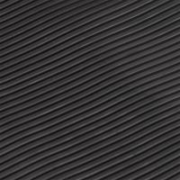 Ковровая дорожка VORTEX Полоска 90x1000 / 22165 (черный) -
