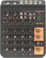 Микшерный пульт Audiophony Mi4U -