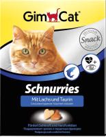 Витамины для животных GimCat Сердечки с таурином и лососем / 409382GC (420г) -