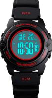 Часы наручные детские Skmei 1574 (черный/красный) -