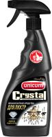 Средство для мытья стекол Unicum Для люстр стекол хрусталя Спрей (500мл) -