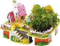 Набор для выращивания растений Darvish 3D Счастливые времена / DV-T-2182-3 (42эл) -