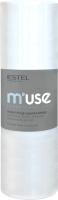 Полотенца одноразовые для парикмахерской Estel M'use спанлейс в рулоне 45x90см (50шт) -
