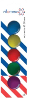 Набор магнитов Attomex 6021701 (5шт) -