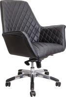 Кресло офисное Седия Melody Eco (черный) -