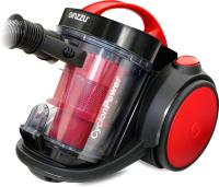 Пылесос Ginzzu VS435 (красный) -