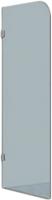 Стеклянная шторка для ванны Стеклоконтакт 6F-1500х700 (прозрачное стекло) -
