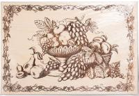 Разделочная доска Marmiton Натюрморт 17037 -
