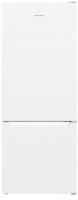 Холодильник с морозильником Maunfeld MFF 144SFW -