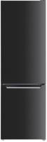 Холодильник с морозильником Maunfeld MFF 176SFSB -