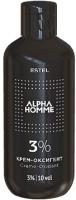 Крем для окисления краски для бороды Estel Alpha Homme 3% (200мл) -