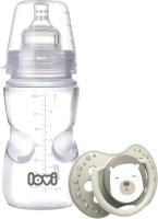 Бутылочка для кормления Lovi Buddy Bear / 0205exp (250мл) -