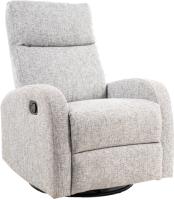 Кресло-реклайнер Signal Olimp (серый) -