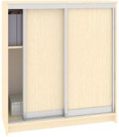 Шкаф для обуви Кортекс мебель Сенатор ШК42 Классика ДСП (венге светлый) -