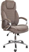 Кресло офисное Седия Paradis (ткань/коричневый) -