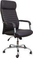 Кресло офисное Седия Pilot A Eco (черный) -