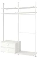 Система хранения Ikea Элварли 393.029.97 -