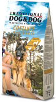 Корм для собак Gheda Petfood Dog&Dog Costante Movimento утка (20кг) -
